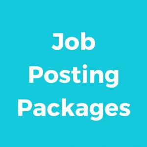Job Posting Packages