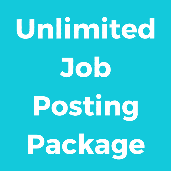 Unlimited Jobs Package