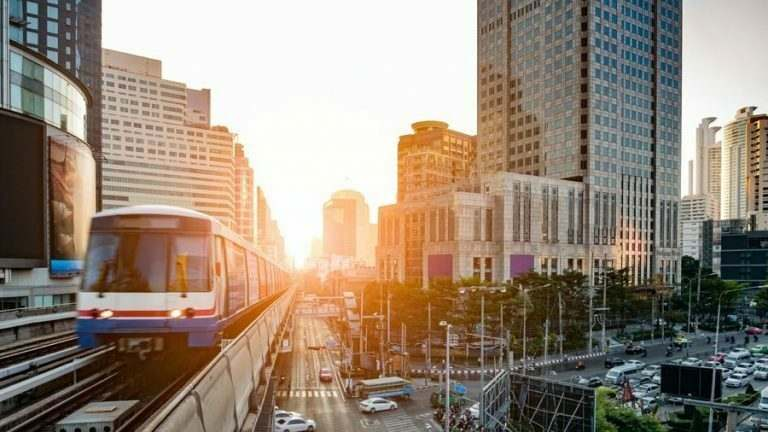 bangkok-BTS-Sky-Train-is-the-way-international-tteachers-travel-in-the-city-of-bangkok