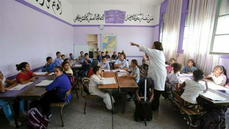 moroccan-classroom-with-students-and-english-language-teacher