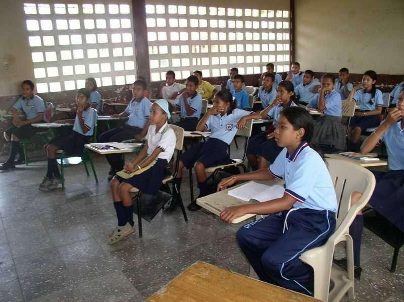 public school for TEFL teachers teaching abroad in colombia