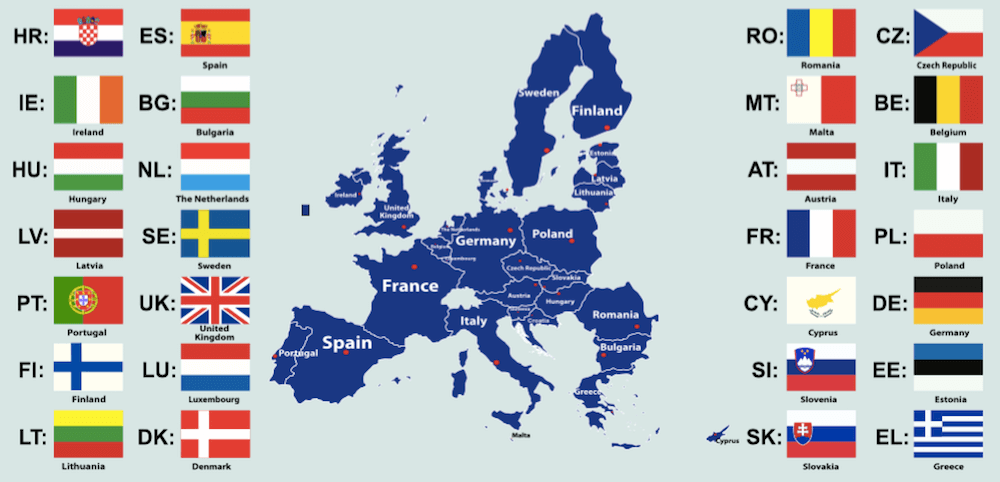 countries-of-the-eu-to-teach-english-in-spain-without-a-visa