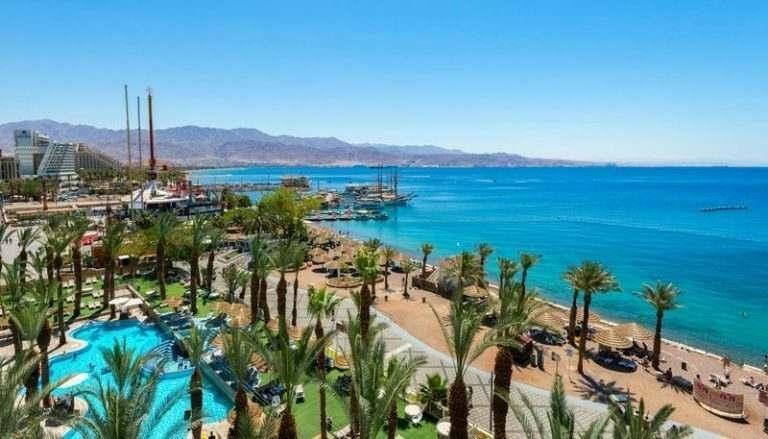 eilat-beach-in-israel-where-international-teachers-spend-their-time-off