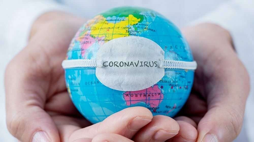 best-countries-to-teach-after-covid-virus-with-globe-and-mini-facemask