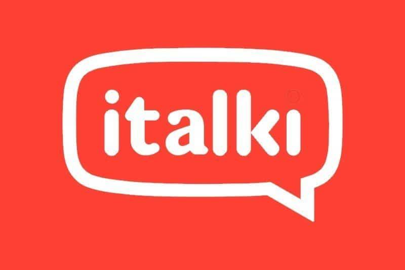 italki logo best companies to teach english online