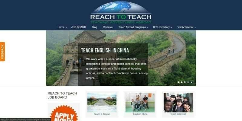 reach-to-teach